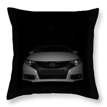 Honda Civic Throw Pillow