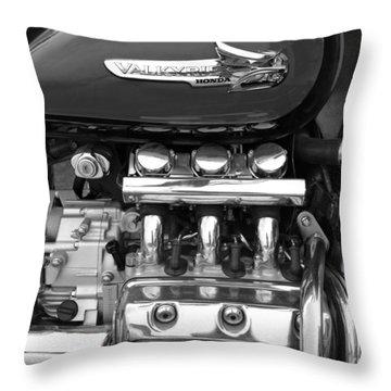 Honda Valkyrie Throw Pillow