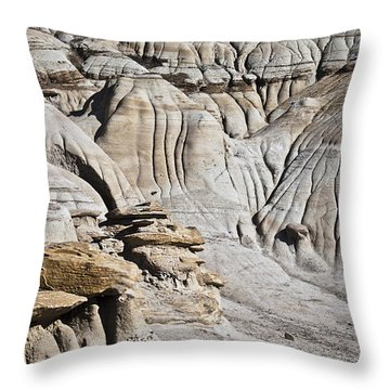 Hoodoo Fascination Throw Pillow