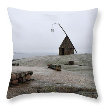 Hope And Light Throw Pillow