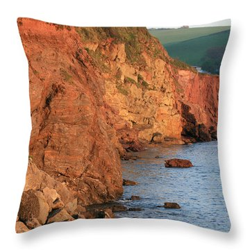 Hope Cove Throw Pillow