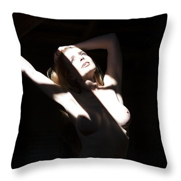 Hope Eternal Throw Pillow