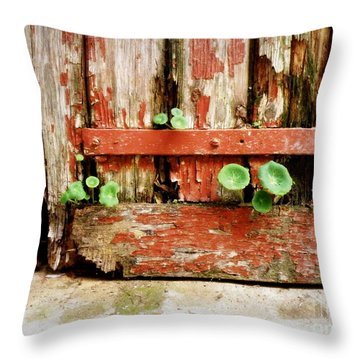 Hope Throw Pillow by Lainie Wrightson