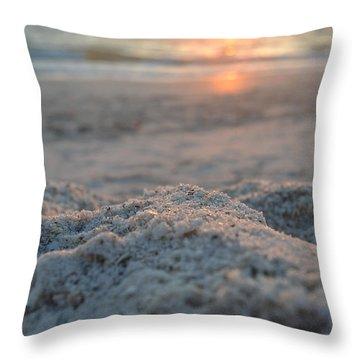 Throw Pillow featuring the photograph Hope Never Dies by Melanie Moraga