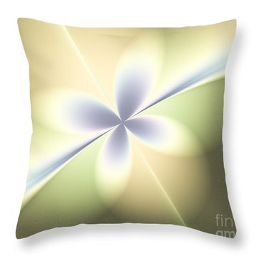 Hope On The Horizon Throw Pillow