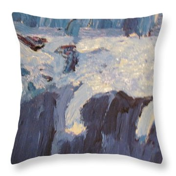 Hope Sleeping Throw Pillow
