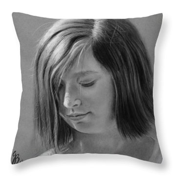 Hopeful Throw Pillow