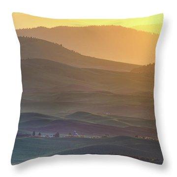 Horizon Throw Pillows