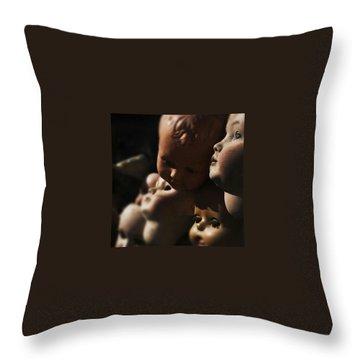 Horror Throw Pillows