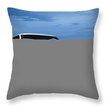 Horsepower Throw Pillow