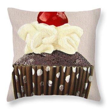 Hospitality Throw Pillow by Kayleigh Semeniuk
