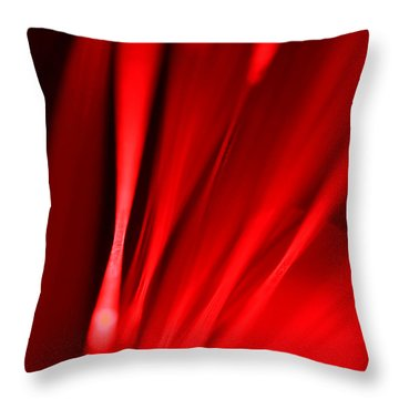 Hot Blooded Series Part 2 Throw Pillow
