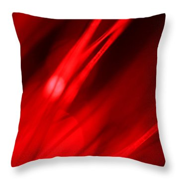 Hot Blooded Series Part 3 Throw Pillow