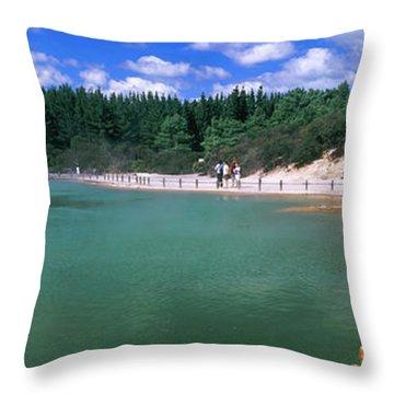 Rotorua Throw Pillows
