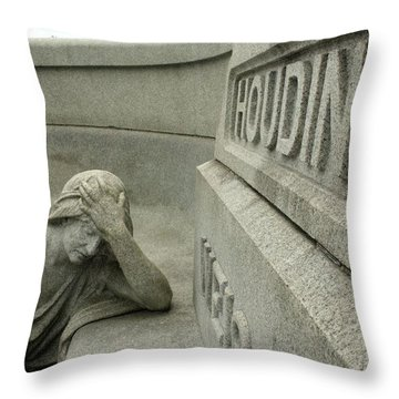 Houdini Throw Pillow
