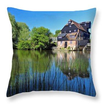 Houghton Mill Throw Pillow