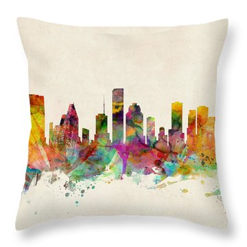 Silhouettes Throw Pillows