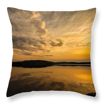 How Great Thou Art Throw Pillow by Rose-Maries Pictures