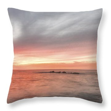 How It Can End II Throw Pillow