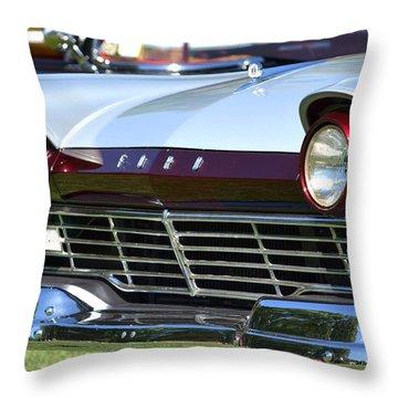 Hr-11 Throw Pillow by Dean Ferreira