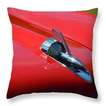 Hr-12 Throw Pillow by Dean Ferreira