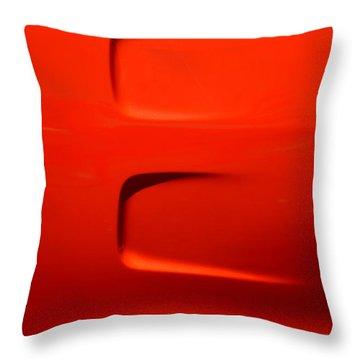 Hr-15 Throw Pillow by Dean Ferreira