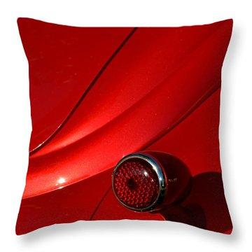 Hr-20 Throw Pillow by Dean Ferreira