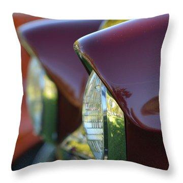 Throw Pillow featuring the photograph Hr-36 by Dean Ferreira