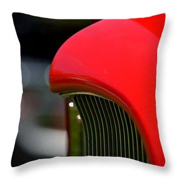 Hr-58 Throw Pillow by Dean Ferreira