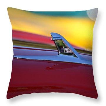 Hr-60 Throw Pillow by Dean Ferreira