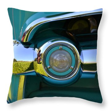 Hr-63 Throw Pillow by Dean Ferreira