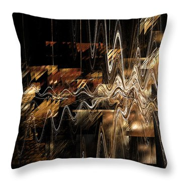 Humankind Throw Pillow by Menega Sabidussi