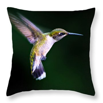 Hummer Ballet 2 Throw Pillow