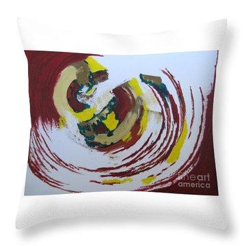 Hurricane Throw Pillow