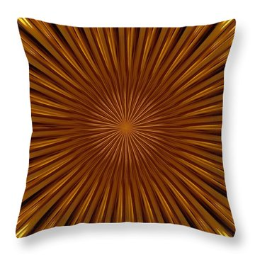 Hypnosis Throw Pillow by David Dunham
