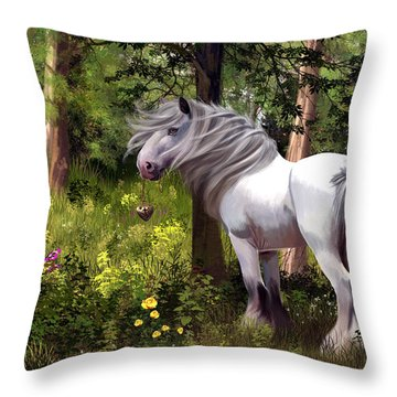 I Am Gonna Love You Forever Throw Pillow