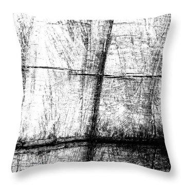 Rough Cut Throw Pillow