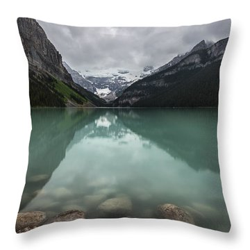 I Feel Cloudy Throw Pillow