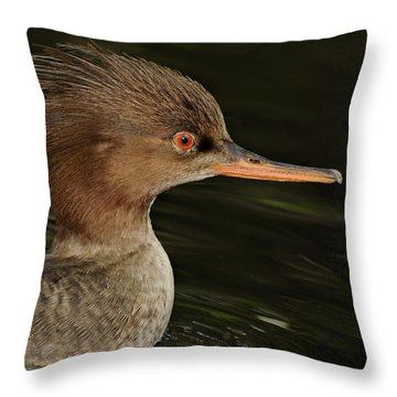 I Feel Pretty Throw Pillow