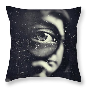 Police Officer Throw Pillows