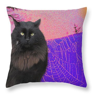 I Rule.  You Do Not. Throw Pillow