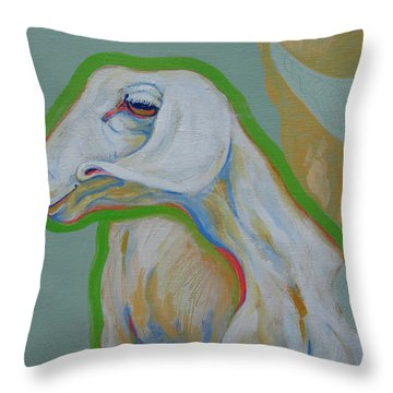I See Something Throw Pillow