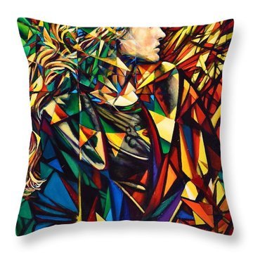 I Still Dream Of You Throw Pillow by Greg Skrtic
