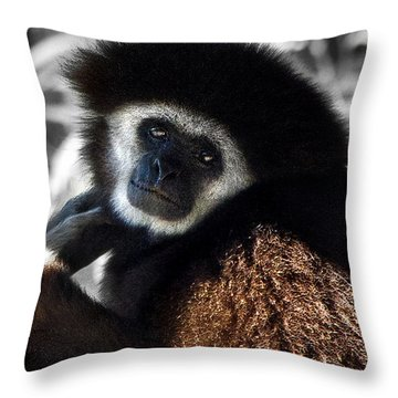 I Think I Could Like You Throw Pillow