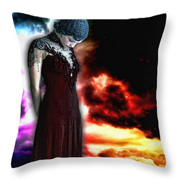 I Thought You Loved Me Throw Pillow