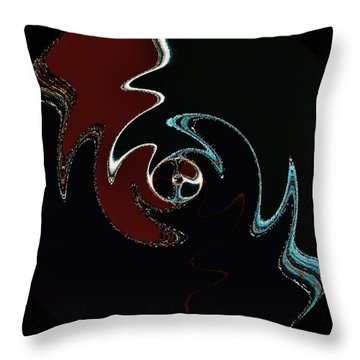 I Wanna Be A Rock Star Throw Pillow by Wayne Cantrell
