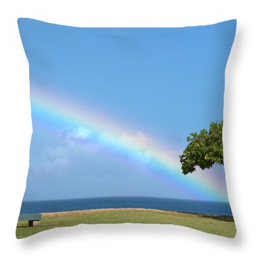 I Want To Be There Throw Pillow by Brian Harig