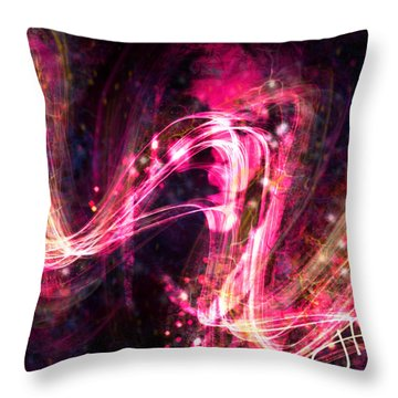 I Want To Break Free Throw Pillow