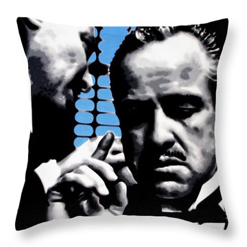 I Want You To Kill Him Throw Pillow