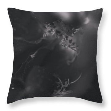 I Will Catch Your Tears Throw Pillow by Laurie Search